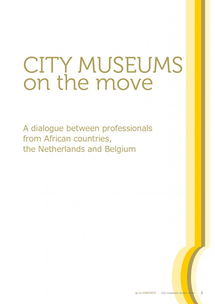 City Museum on the move