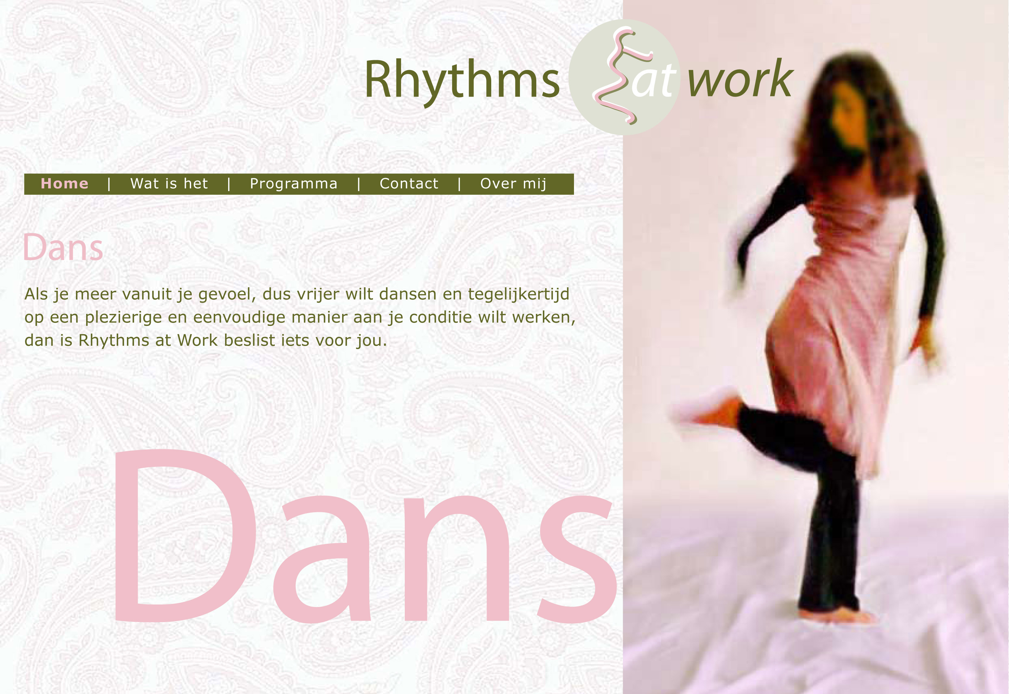 xA 1home-Rhythms at work website