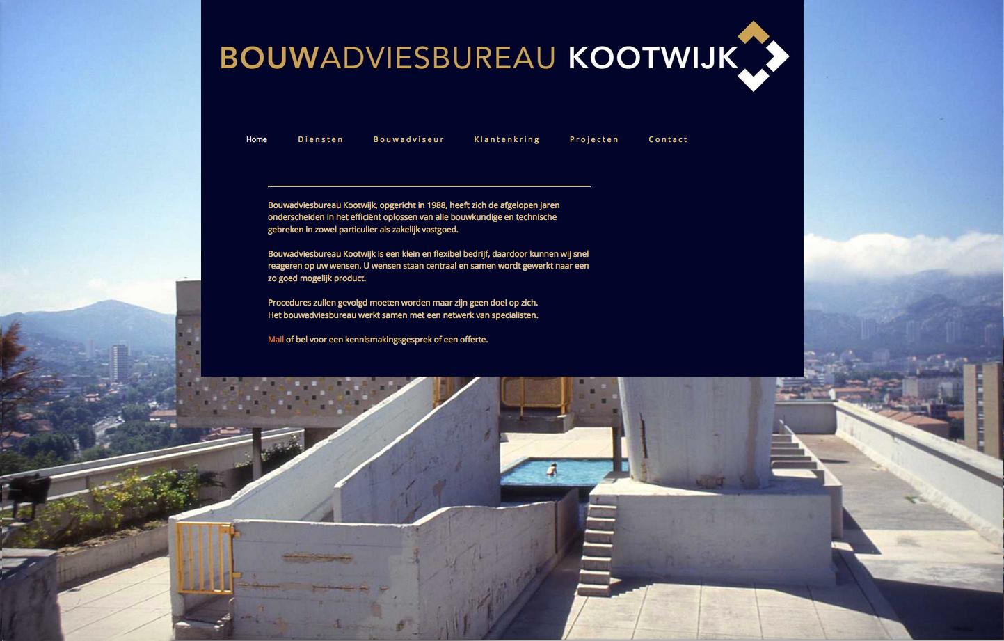 K site bouwadvies website
