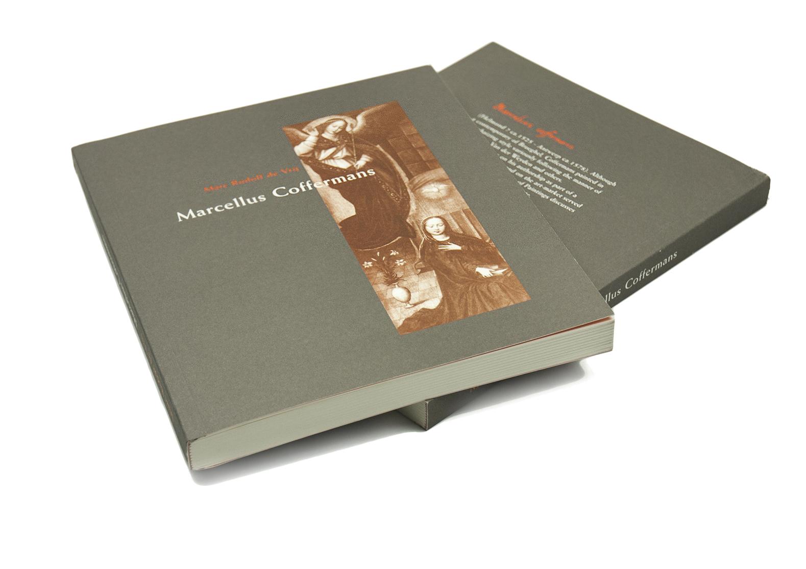 K boek marc grijs